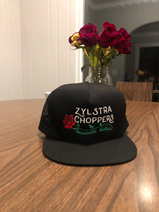 Image of Rose hats