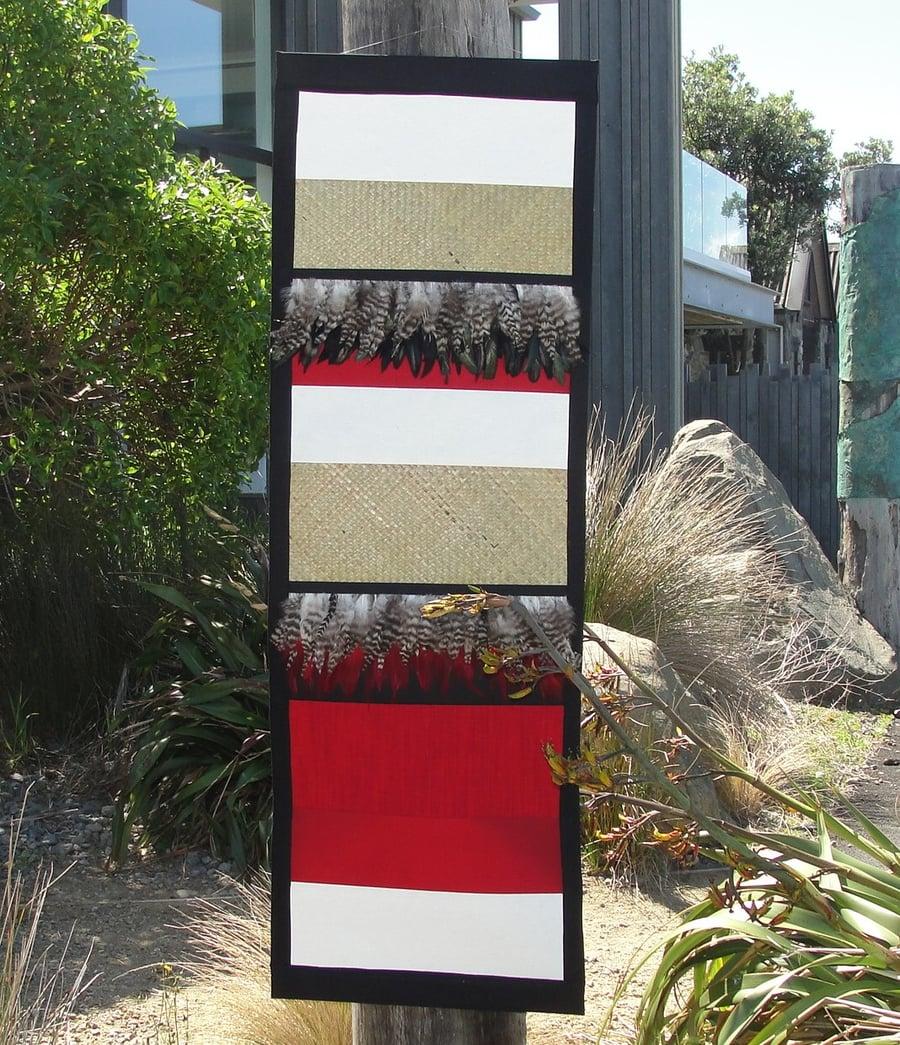 Image of Pohutukawa Wall Hanging