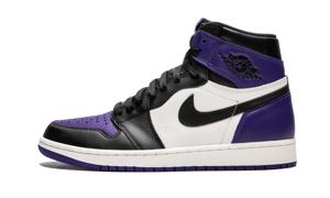 "Image of Air Jordan I (1) Retro High OG ""Court Purple 1.0"""