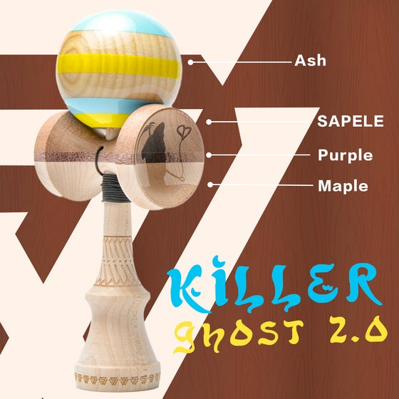 Image of WINNER GHOST 2.0 SHAPE KILLER