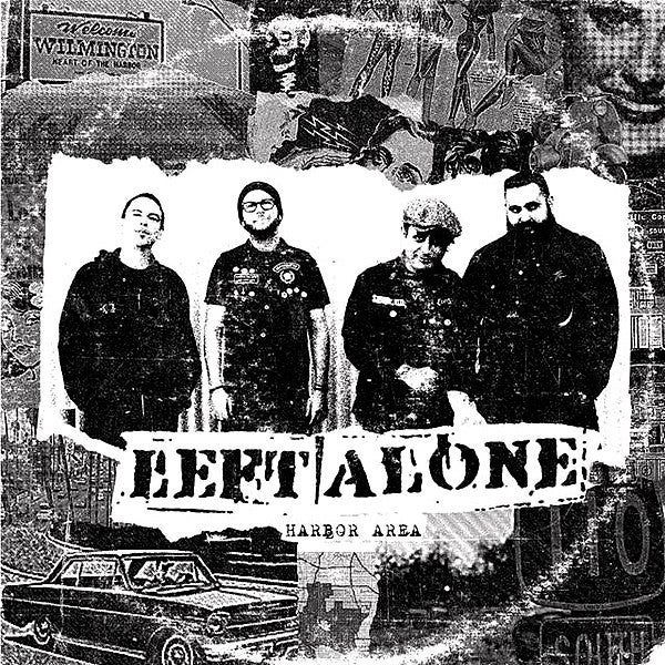 Image of *NEW* Left Alone - Harbor Area LP