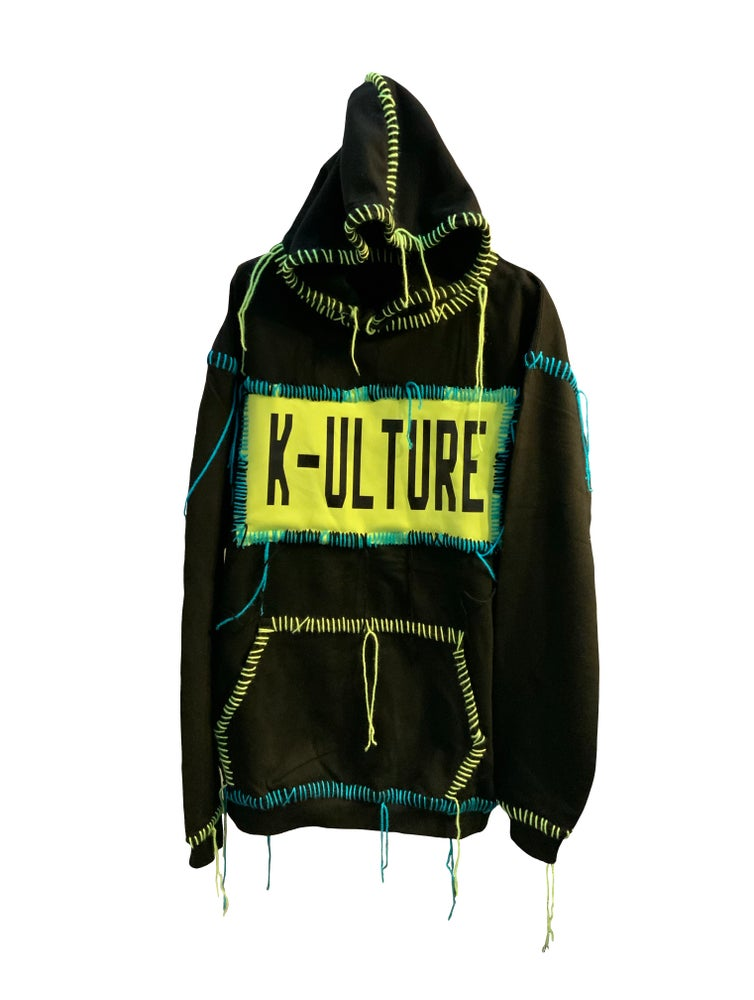 Image of K FOR KULTURE HOODIE