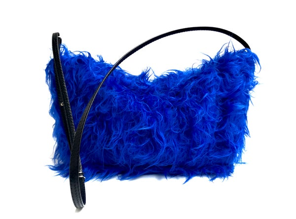 Image of Fake Fur Medium bag