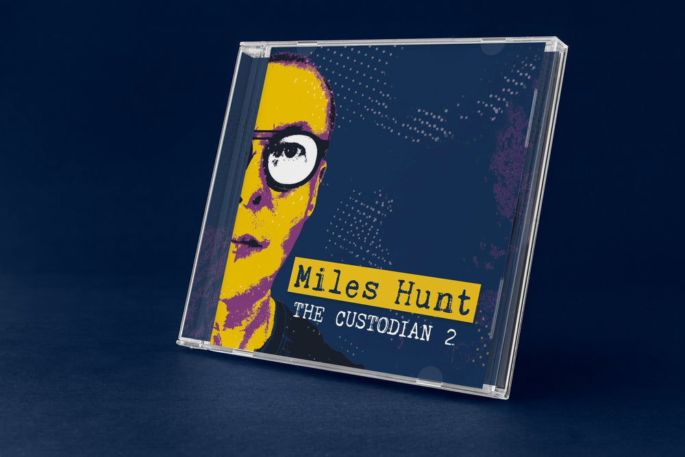 Image of The Custodian 2 CD