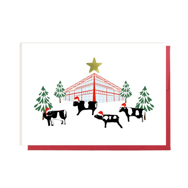 Image of MK Christmas Card