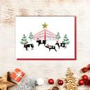 Image 2 of MK Christmas Card