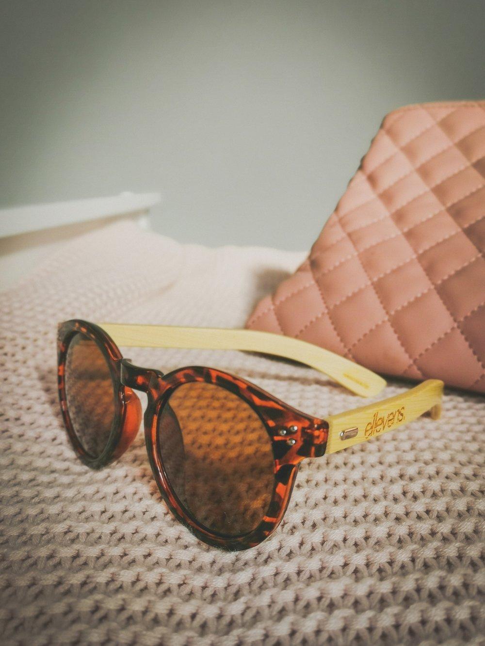Image of E11evens - Ladies tortoise shell sunglasses