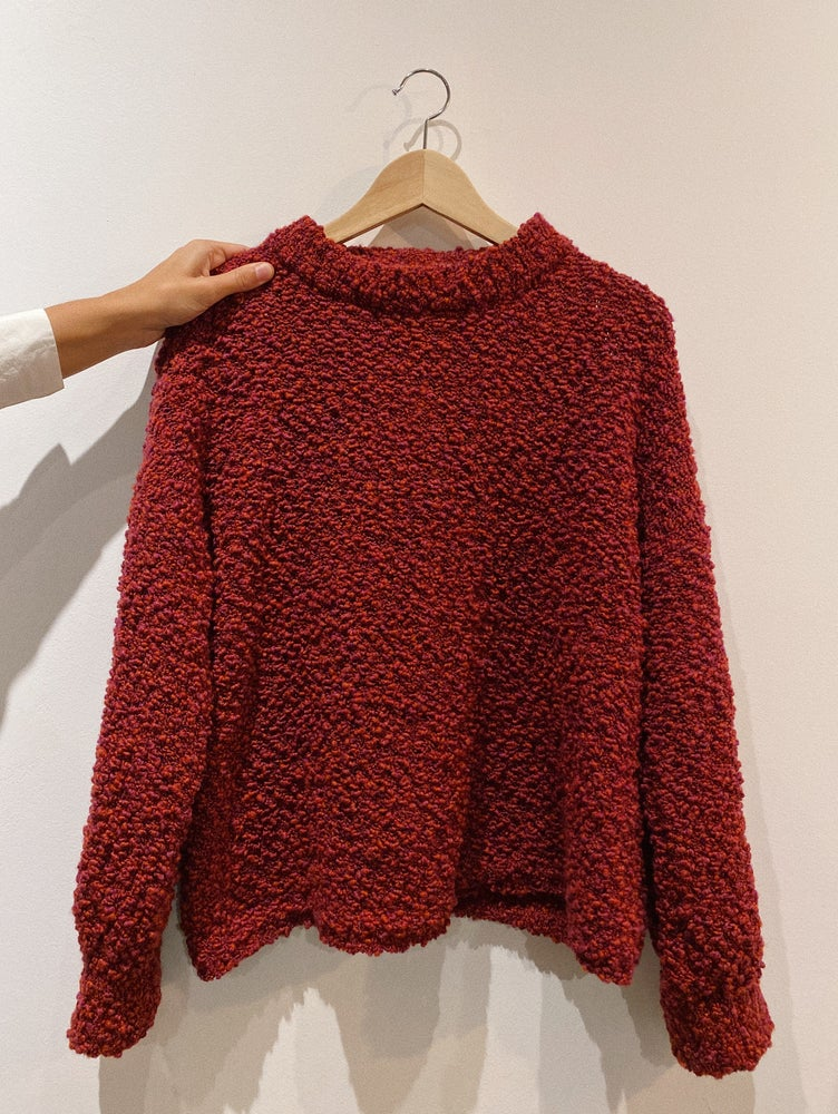 Image of ROUGE jumper IVORI Antes 129€ THE LAST ONE!