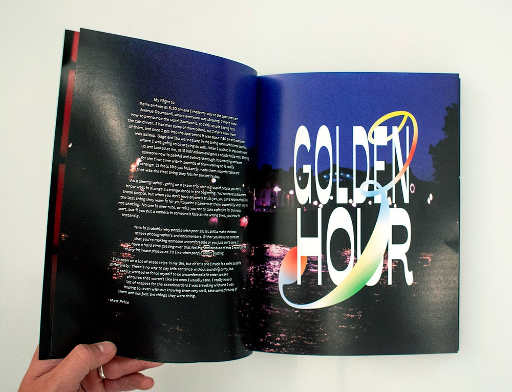 Image of Golden Hour Issue 3