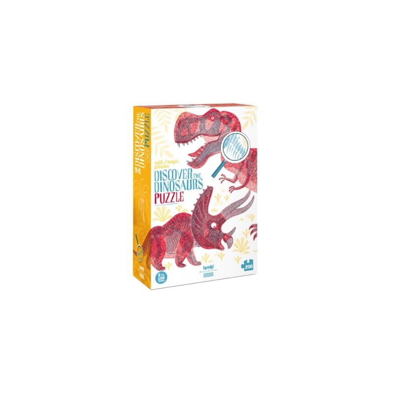 Image of Puzzle Discover de Dinosaurs