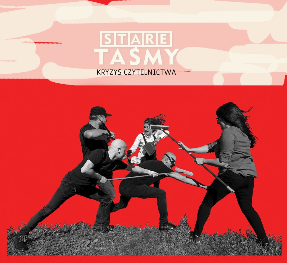 Image of Stare Tasmy  'Kryzyys Czytelnictwa' CD