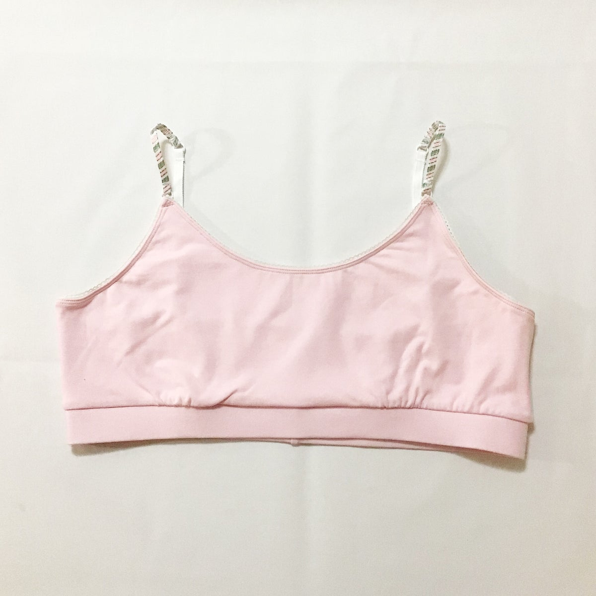 Image of Light Pink Not So Sports Bra