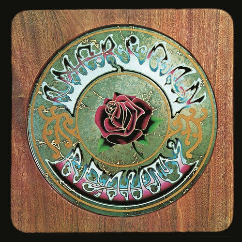Image of Grateful Dead - American Beauty