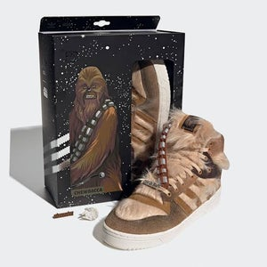 "Image of Adidas x Star Wars ""Chewbacca"""