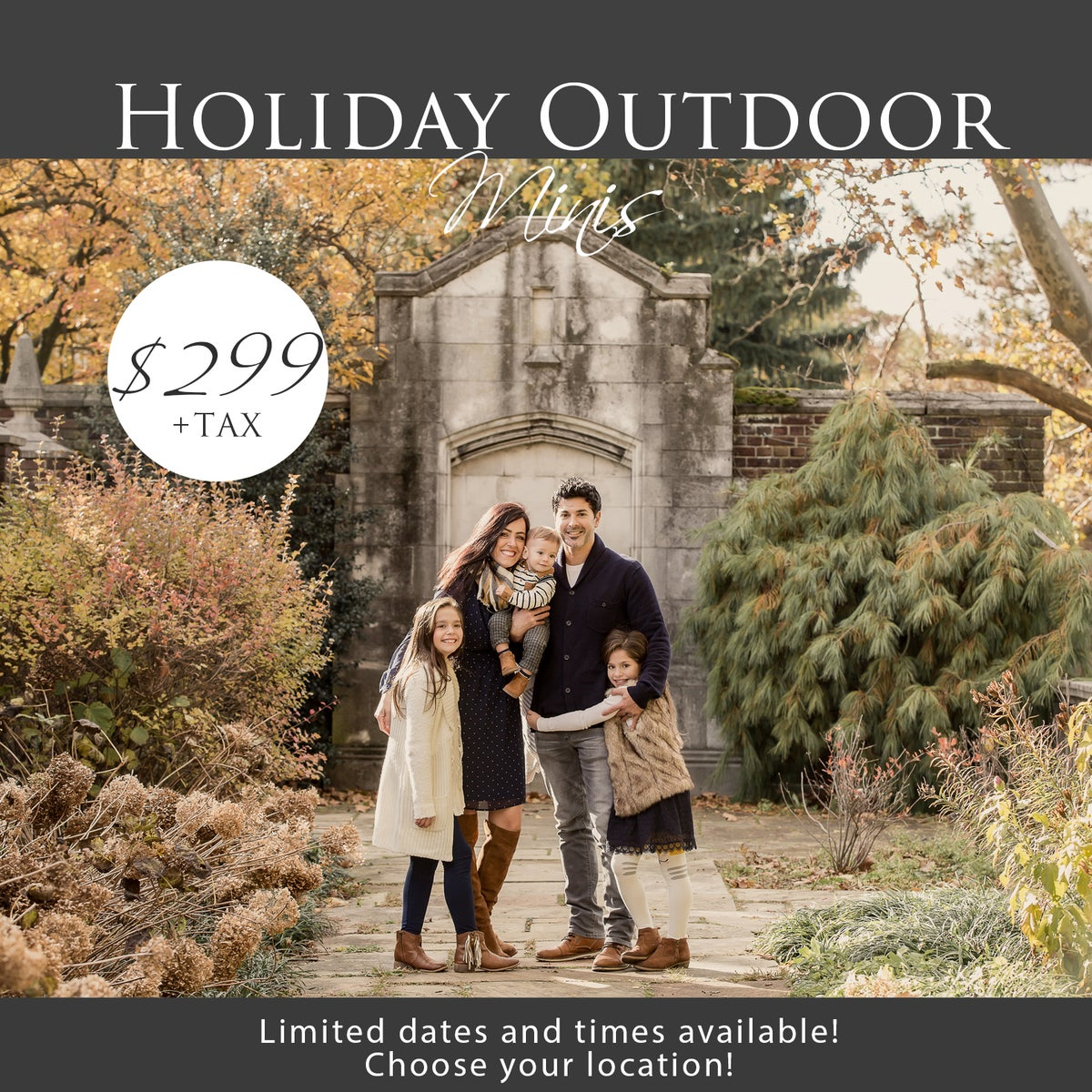 Image of Holiday Outdoor Minis