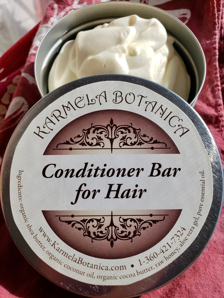 Image of Conditioner Bar for Hair