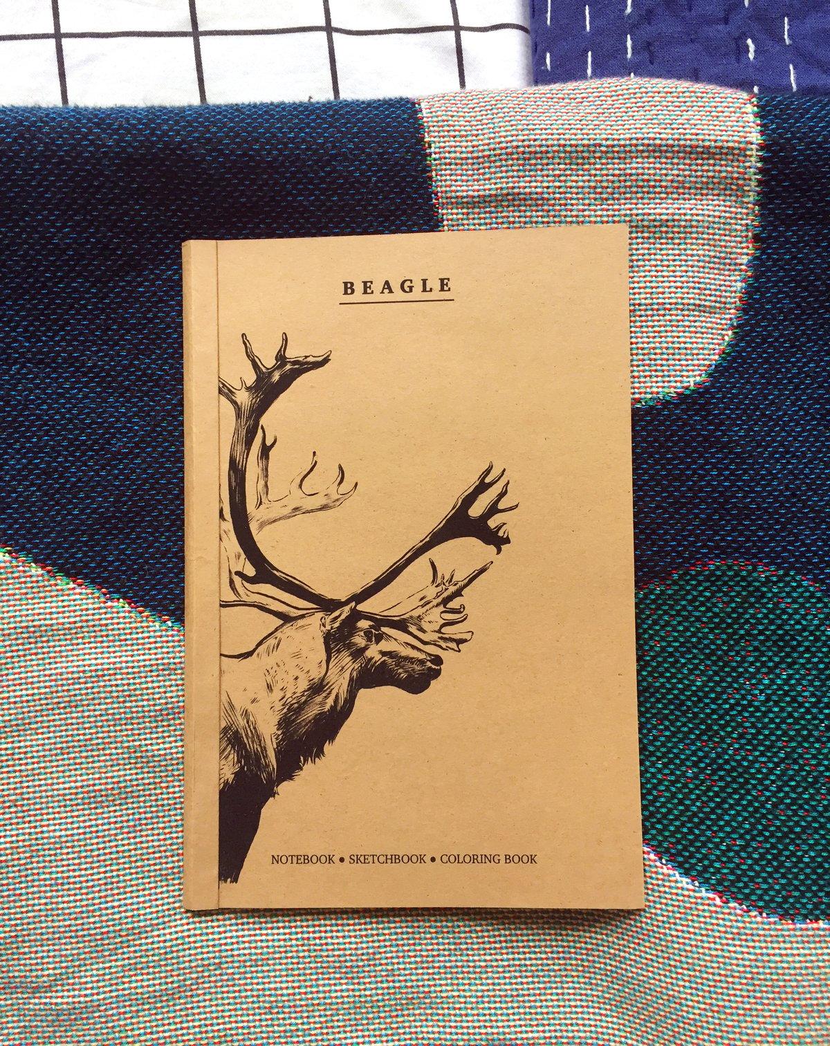 Image of Beagle Notebook