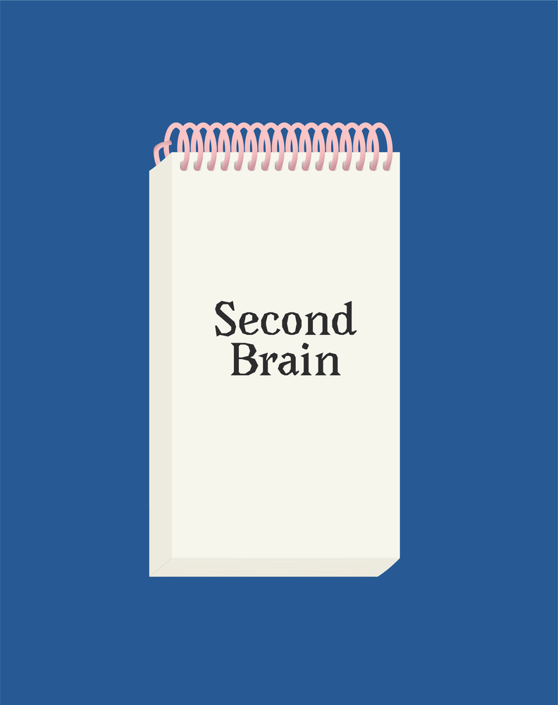 Image of [PRE-ORDER] SECOND BRAIN