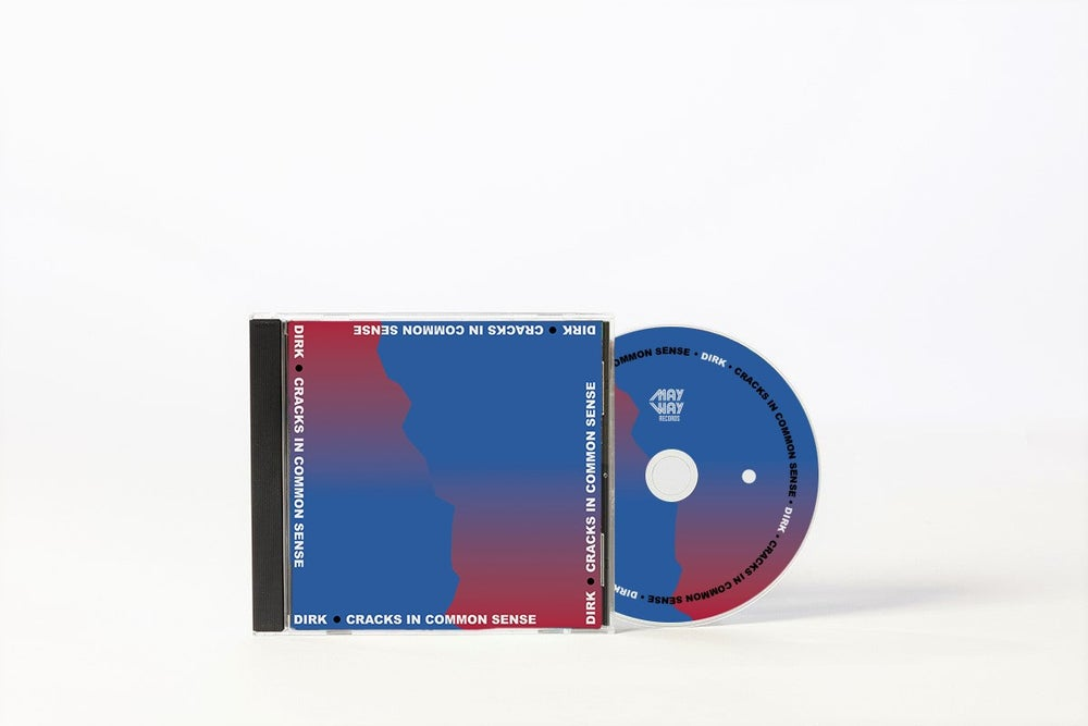 Image of DIRK. / Cracks in Common Sense (CD)