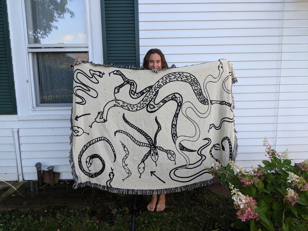 Snake Blanket