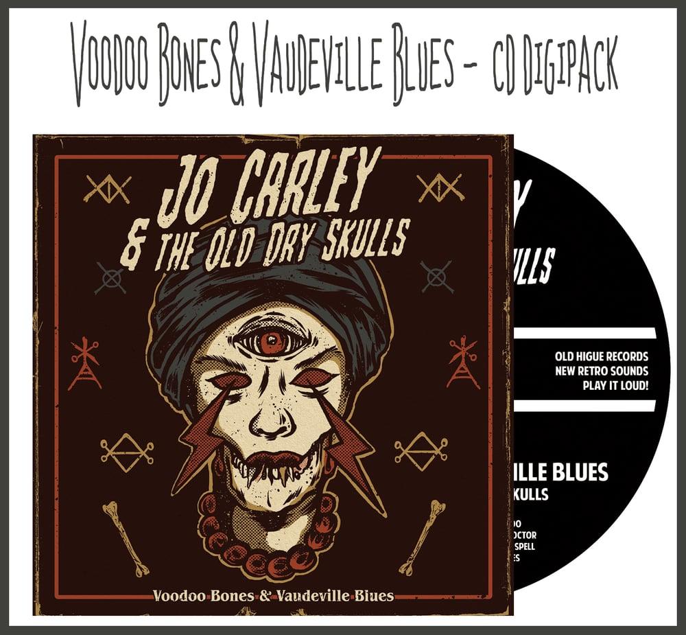 Image of Voodoo Bones & Vaudeville Blues CD