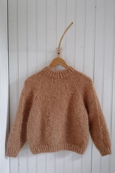 Image of -- PONDEROSA Sweater -- sur commande
