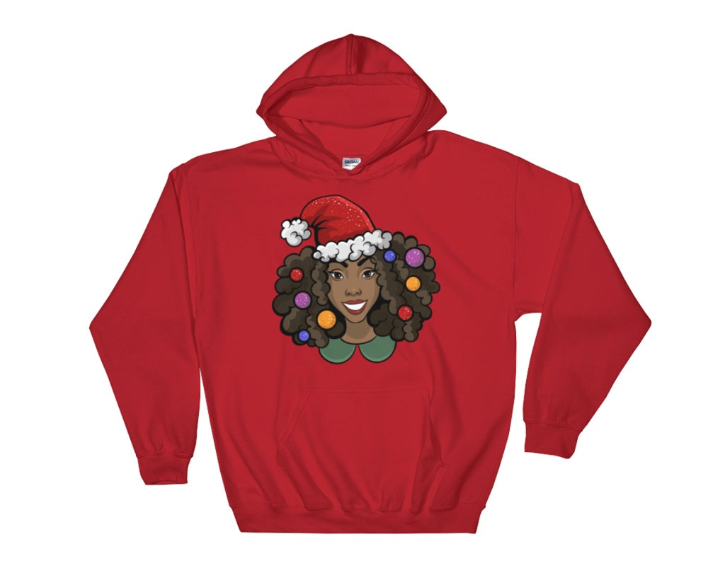 Image of Merry fro hoodie