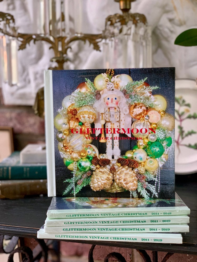 Image of Glittermoon Vintage Christmas Book - 2019 Revised Edition