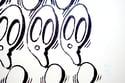 Fantômes 30 (Linocut)