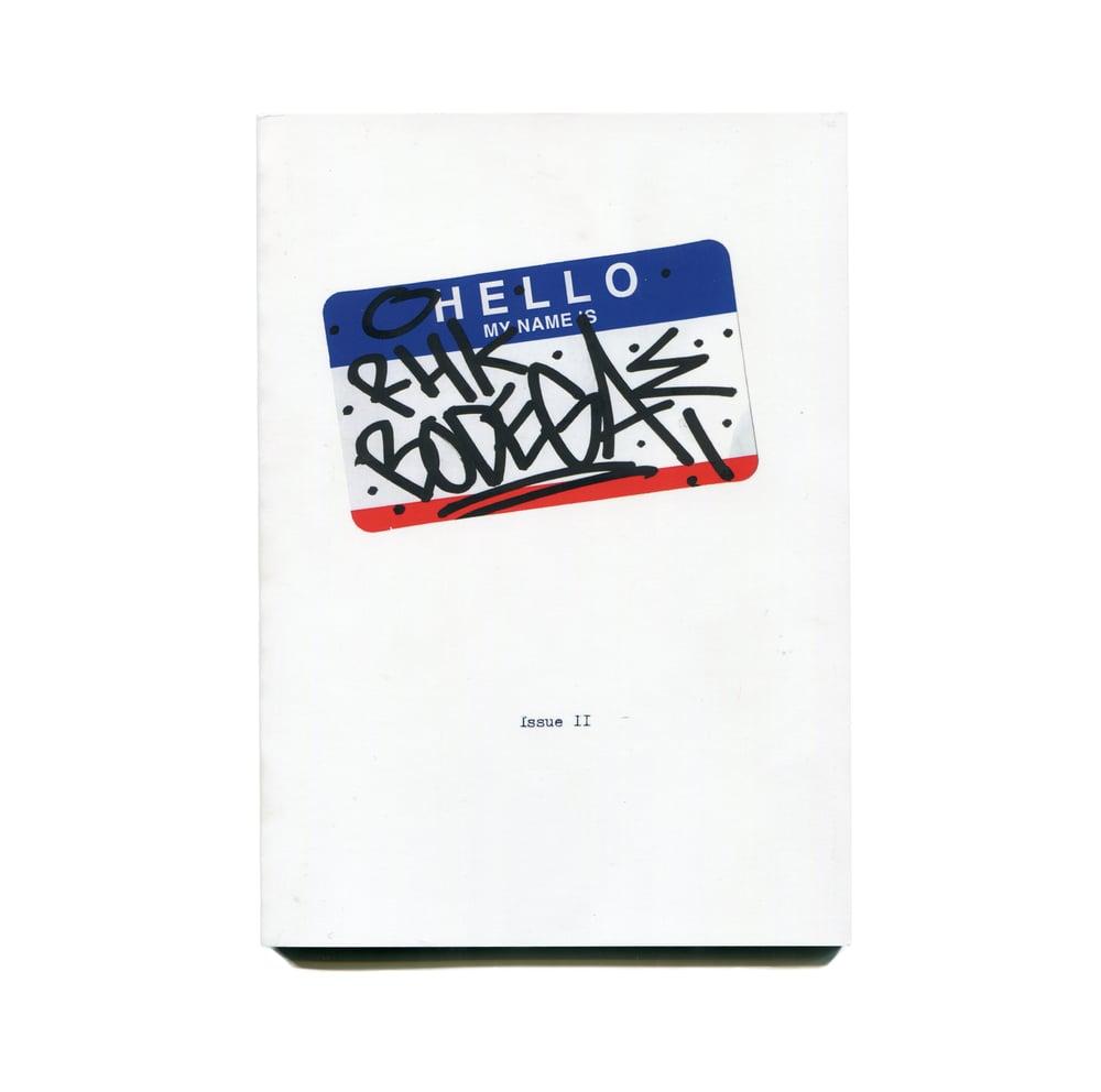 Image of RHK Bodega Zine Issue 2