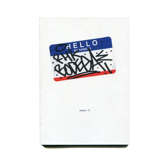 Image of RHK Bodega Zine Issue 2