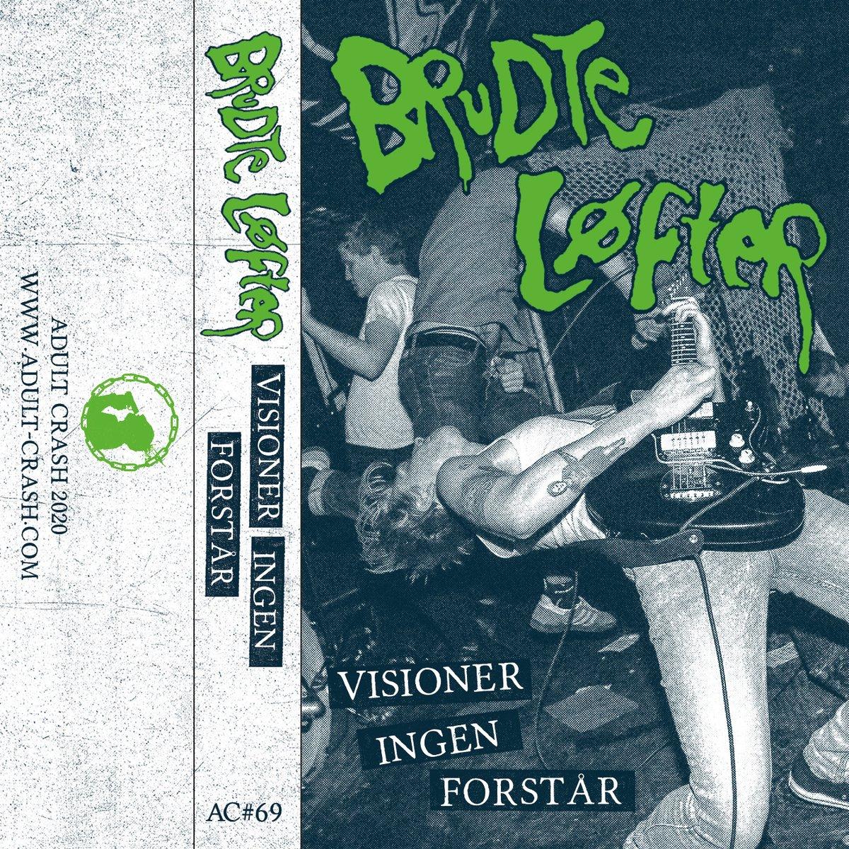 """Image of BRUDTE LØFTER """"Visioner ingen forstår"""" MC"""