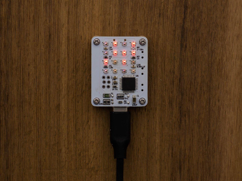 Image of 16 Bits (9:06:08) Micro-B