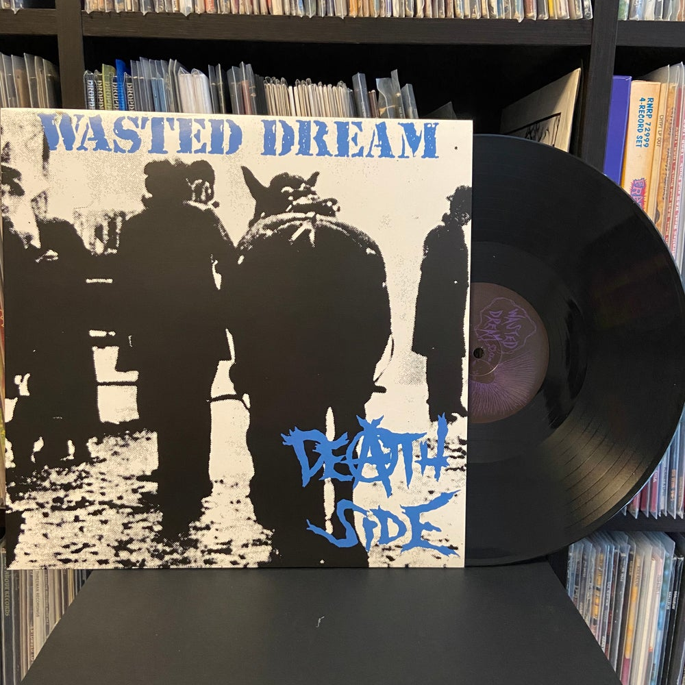 "DEATH SIDE ""Wasted Dream"" LP"
