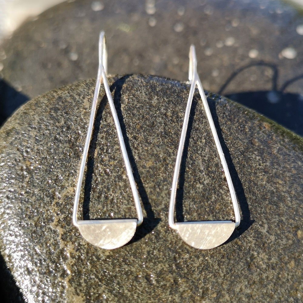 Image of Sky  Earrings
