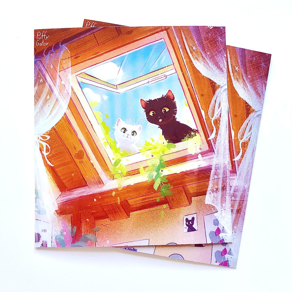 Mini Prints Set 1