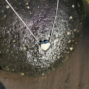 """Image of """"Joined  Hearts"""" Pendant"""