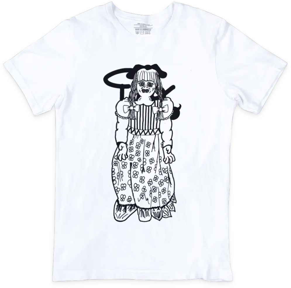 Image of Limited Edition | Halloween t-shirt | White