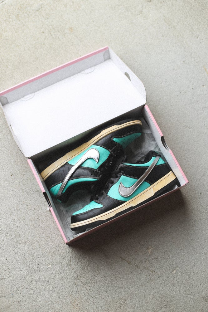 "Image of Nike Dunk SB ""Aged Diamonds"""