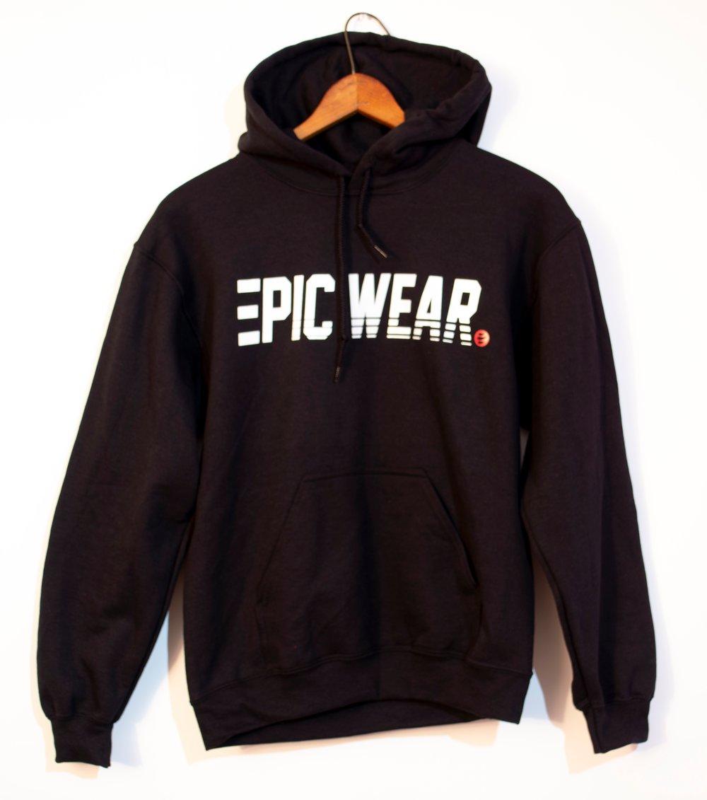 EPIC HOODIE // Black