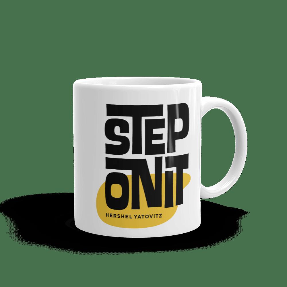 Image of Step On It Coffee Mug
