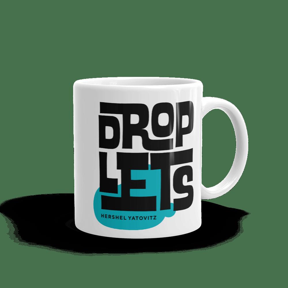 Image of Droplets Coffee Mug