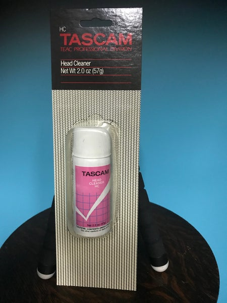 Image of Tascam Professional AudioTape - Spray Head Cleaner 2 oz