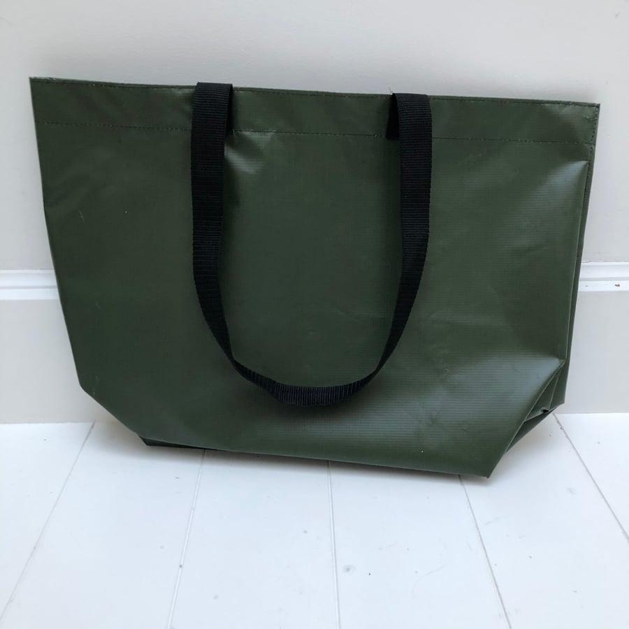 Image of Shopper - Olive