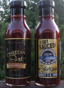 Image of 15.8 oz Loretta's Best BBQ Sauce | Original