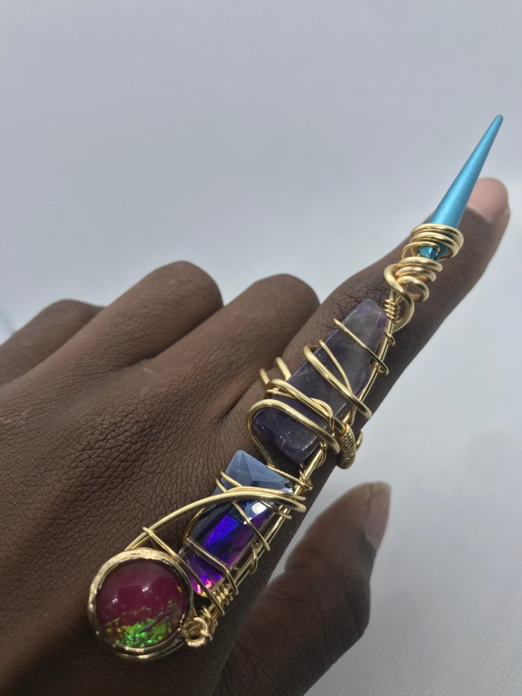 Image of The out of this World 🌎 ring