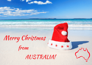 Image of C12 Merry Christmas from Australia! - NEW!