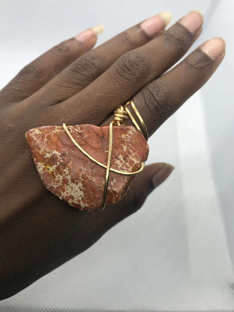 Image of Agate Ring