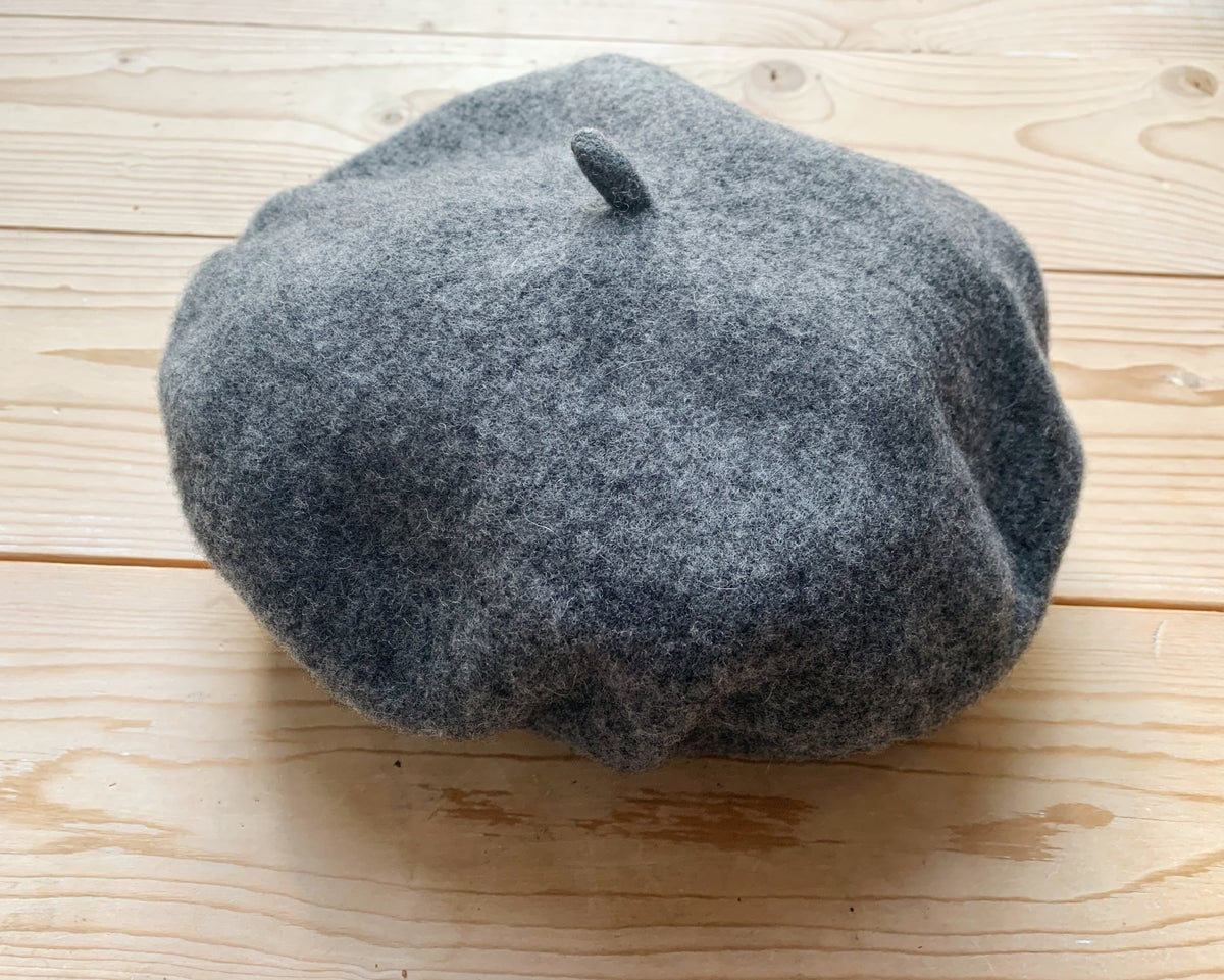 Image of THE WATERS BERET - MAMA FIT