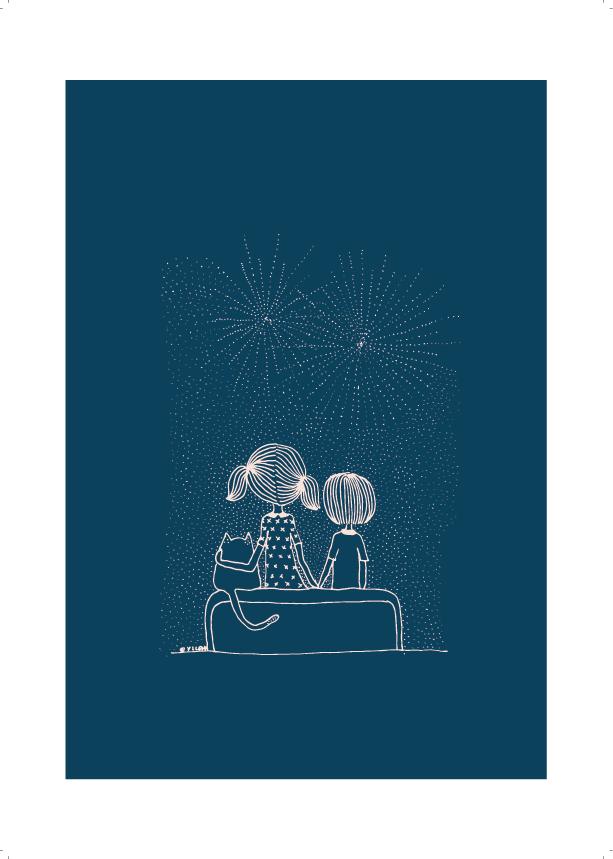 Image of Card Fireworks